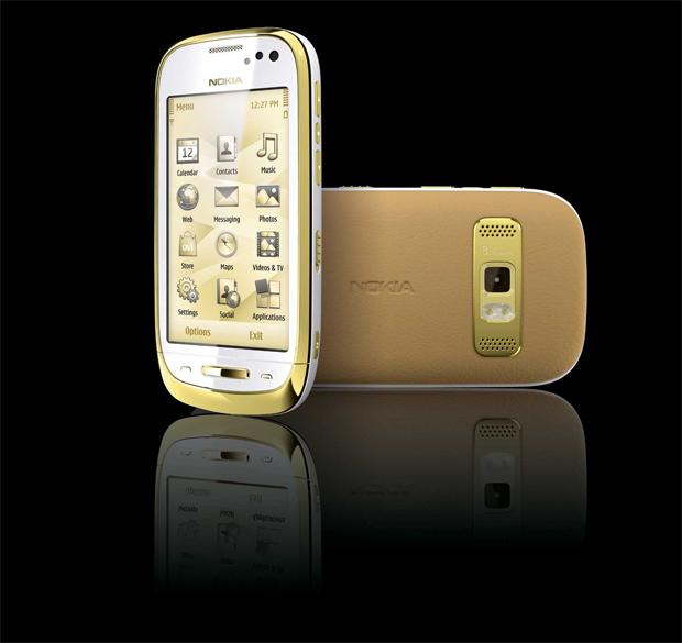 Nokia Oro (Foto: Divulgação)