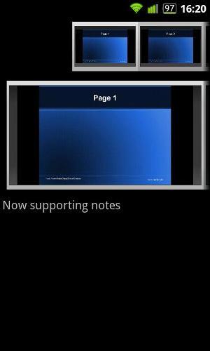 Remote PowerPoint OpenOffice (Foto: Divulgação)