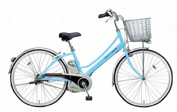 Bicicleta elétrica da Panasonic (Foto: Divulgação)