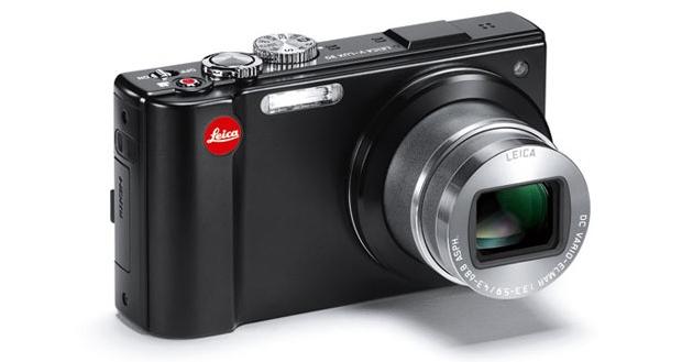 Câmera compacta da Leica (Foto: Divulgação)