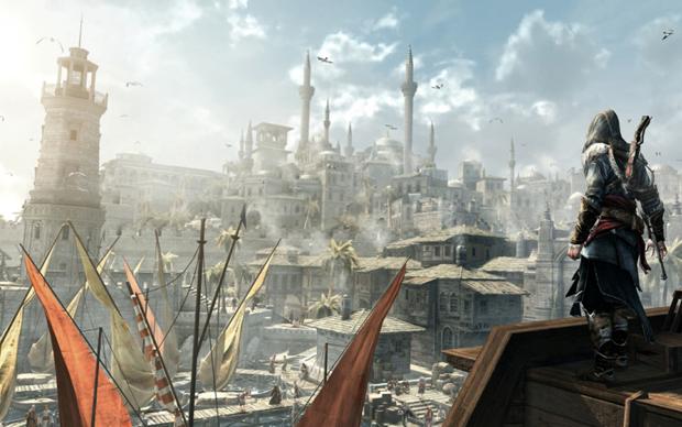 Assassin's Creed: Revelations (Foto: Divulgação)