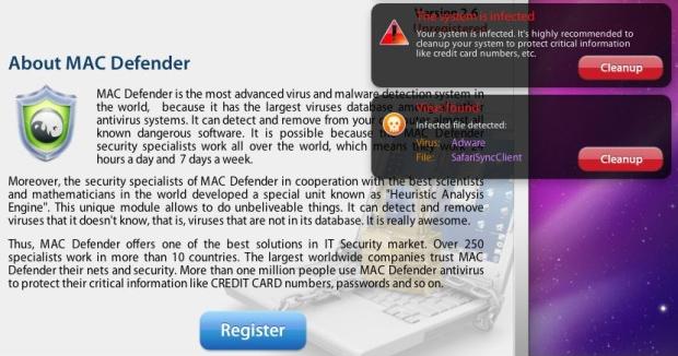 Mac OS recebe atualização para remover vírus MAC defender (Foto: Reprodução)
