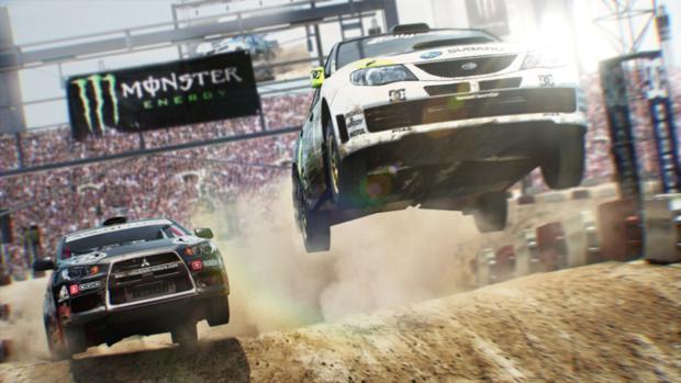 Dirt 3 para Playstation 3 apresenta problemas no acesso ao multiplayer (Foto: Divulgação)
