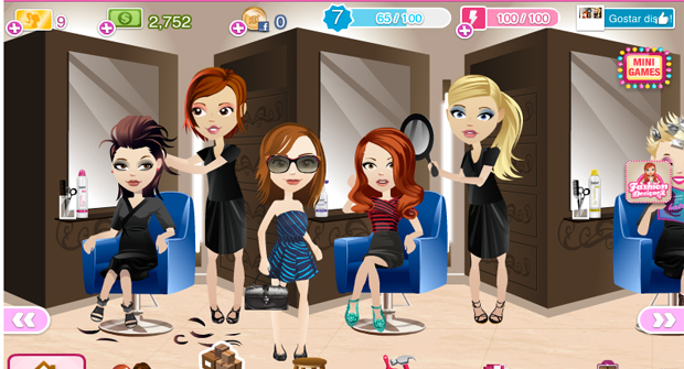 Fashion Shopping Mall Games