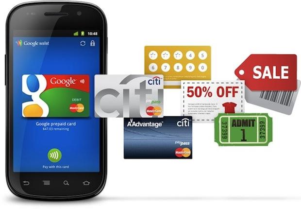 Google Wallet (Foto: Divulgação)