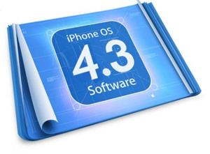 iOS 4.3 (Foto: Divulgação)