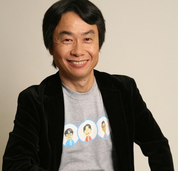 Shigeru Miyamoto (Foto: Divulgação)