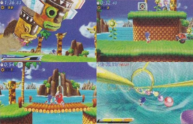 Imagens escaneadas das páginas da Nintendo Power (Foto: Nintendo Power)