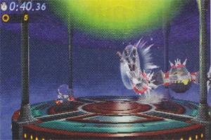 Chefe de Sonic Generations (Foto: Nintendo Power)