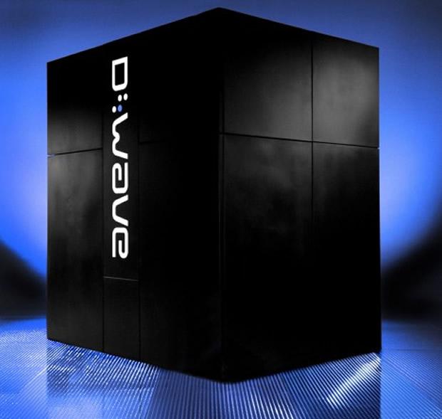 Primeiro computador quântico pronto para comercialização (Foto: Divulgação)