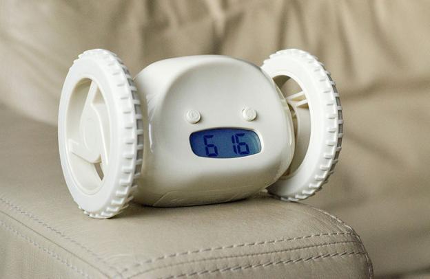 Clocky, o seu amiguinho das manhãs (Foto: Reprodução)