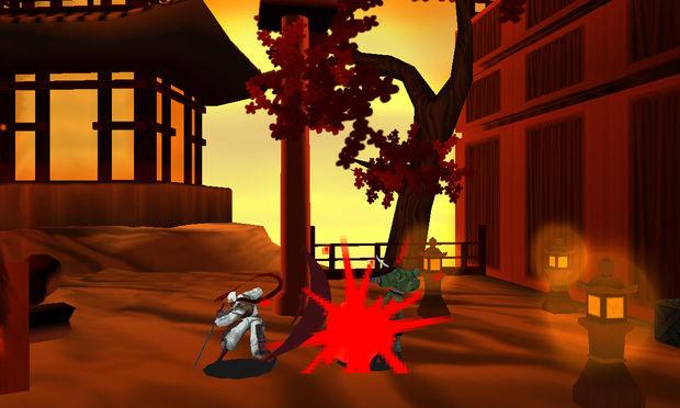 Shinobi 3DS (Foto: Divulgação)