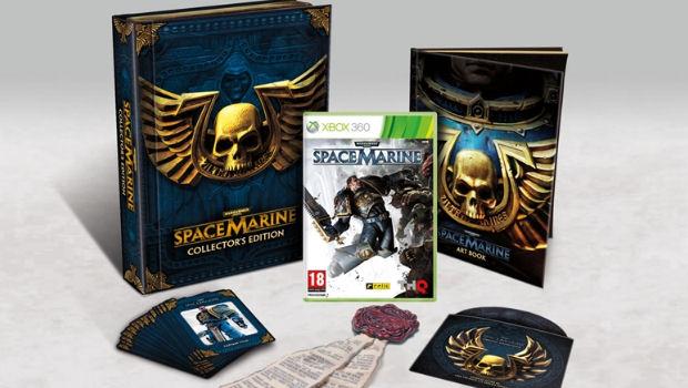 Edição de Colecionador de Warhammer 40,000: Space Marine (Foto: Divulgação)