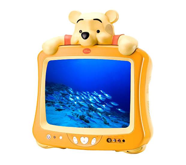 TV Pooh (Foto: Divulgação)