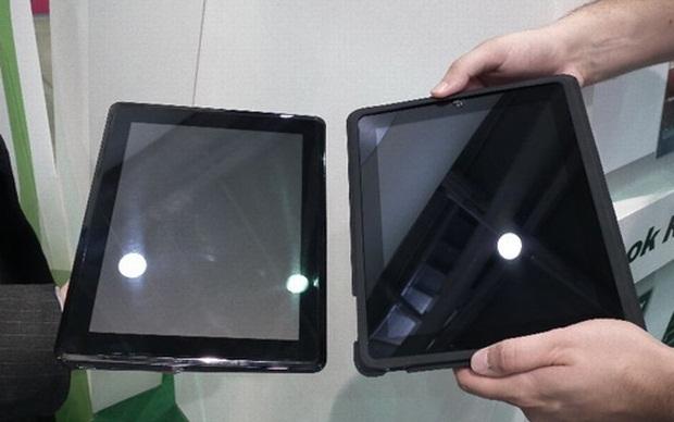Tablet da ECS (Foto: ITProPortal)