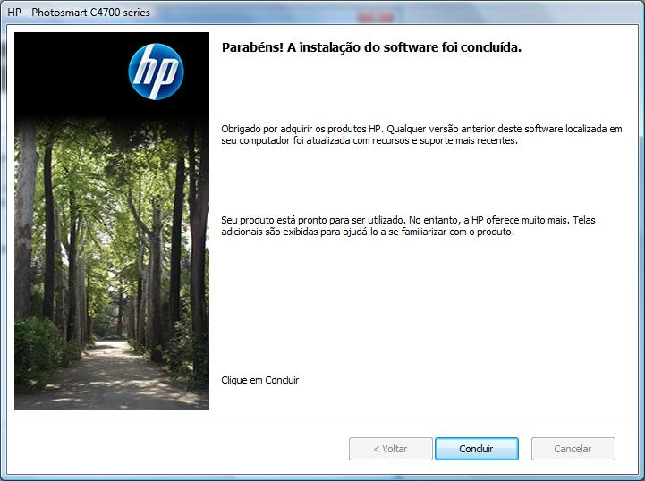 Instalando uma impressora HP wireless (Foto: Reprodução/TechTudo)