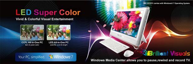 MSI LED Super Color (Foto: Divulgação)