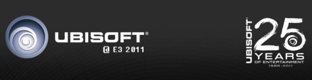 Comemorando 25 anos, a Ubisoft tem uma grande lista de jogos para a E3 2011 (Foto: Divulgação)