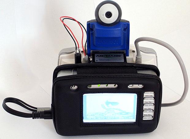 Game Boy Cam (Foto: Divulgação)