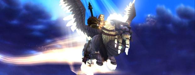 Nova montaria Winged Guardian (Foto: Divulgação)