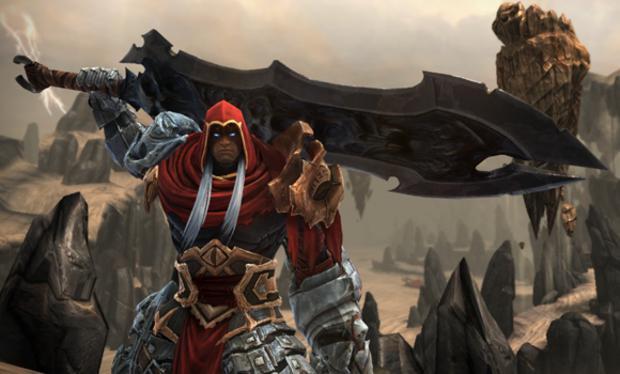 Darksiders 2 será lançado em 2012 (Foto: Divulgação)