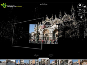 Photosynth para iPhone (Foto: Reprodução/TechTudo)