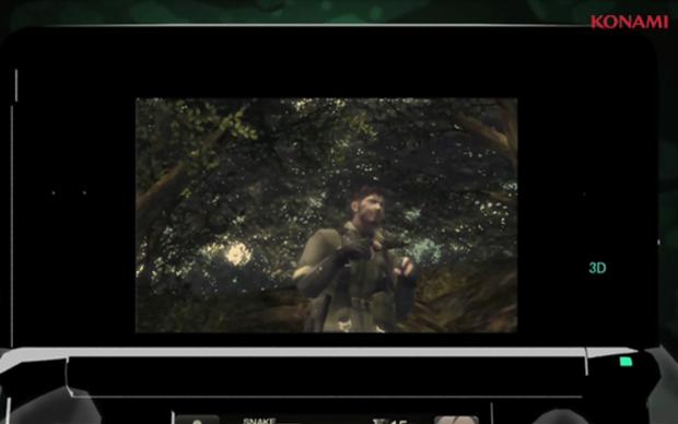 Metal Gear para 3DS (Foto: Divulgação)