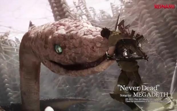 NeverDead (Foto: Reprodução)