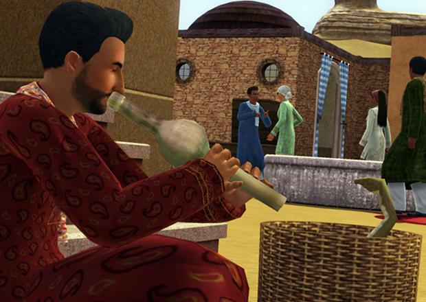The sims 3 Volta ao mundo: Explore lugares na China, Índia ou  (Foto: Divulgação)