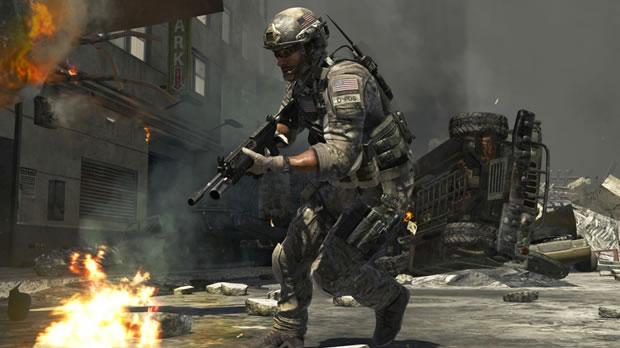 Call of Duty: Modern Warfare 3 (Foto: Reprodução)