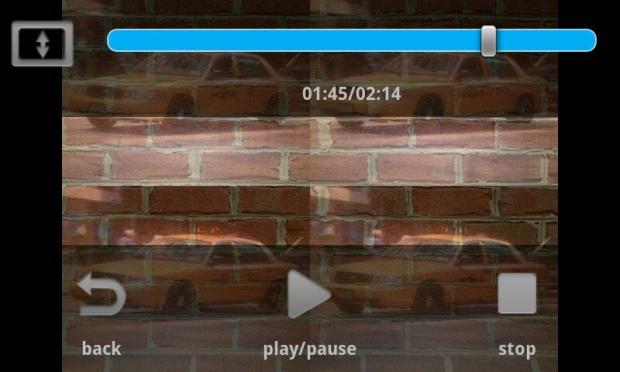 Reprodução de vídeo - VideoCam Illusion (Foto: Divulgação)