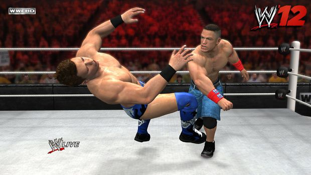 WWE '12 - O Videojogo Wwe12reboot
