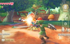 The Legend of Zelda: Skyward Sword (Foto: Divulgação)