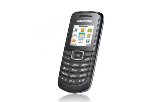 Samsung GT-E1086 (Foto: Reprodução)