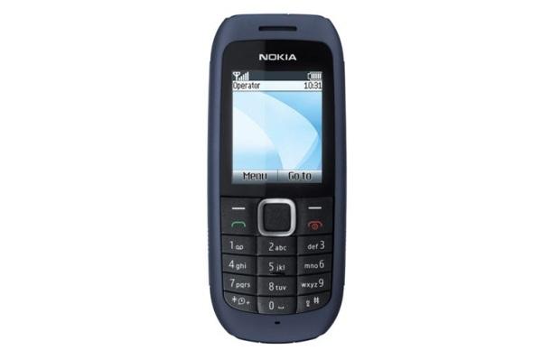 Nokia 1616 (Foto: Reprodução)