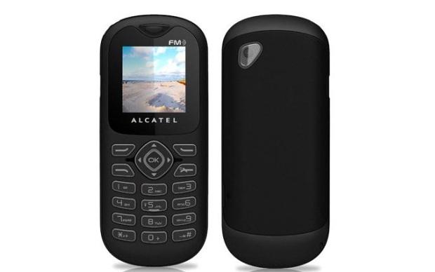 Alcatel Ot 208  (Foto: Reprodução)