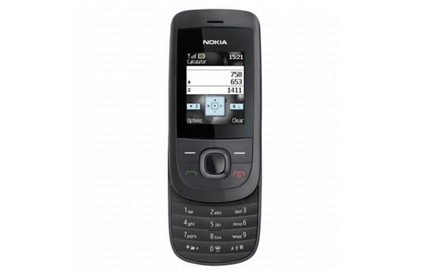 Nokia 2220 (Foto: Reprodução)