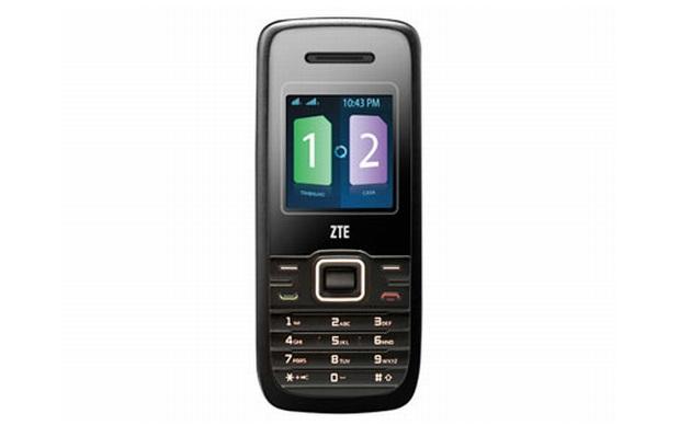 ZTE S213  (Foto: Reprodução)