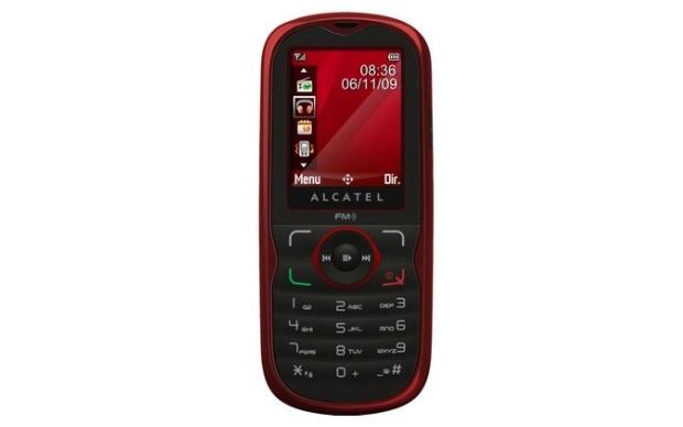 Alcatel Ot 505x (Foto: Reprodução)