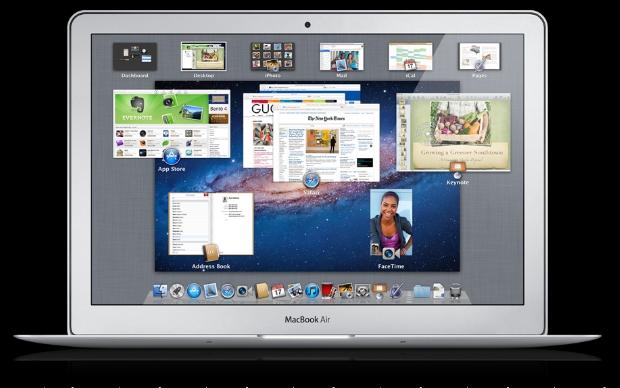 Mac OS X Lion (Foto: Divulgação)