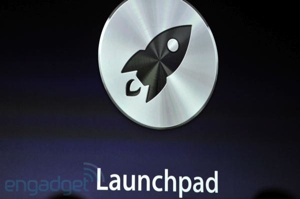 Launchpad (Foto: Reprodução: Engadget)