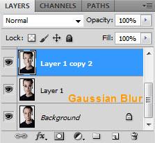 Gaussian Blur  (Foto: Reprodução/Juliane Costa)
