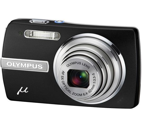 Olympus X-840 (Foto: Divulgação)