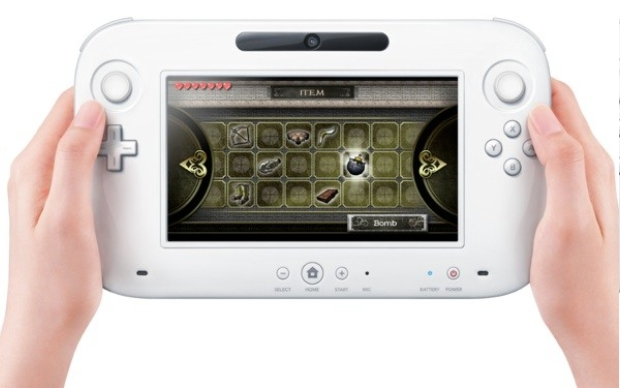 Controle do Wii U  (Foto: Divulgação)