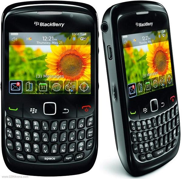 Blackberry 8520 (Foto: Divulgação)