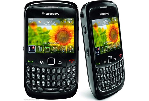 BlackBerry Curve 8520 (Foto: Divulgação)