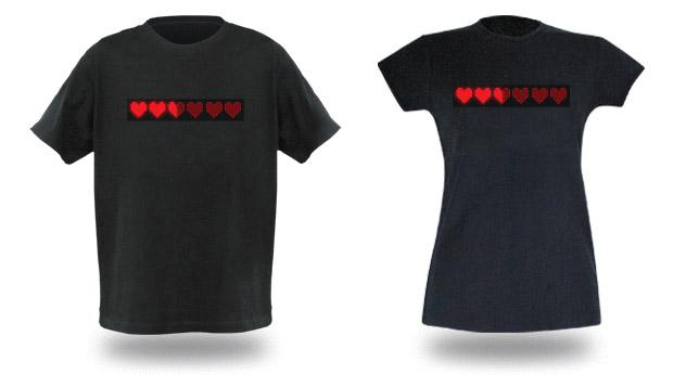 Camiseta 8-Bit (Foto: Reprodução)