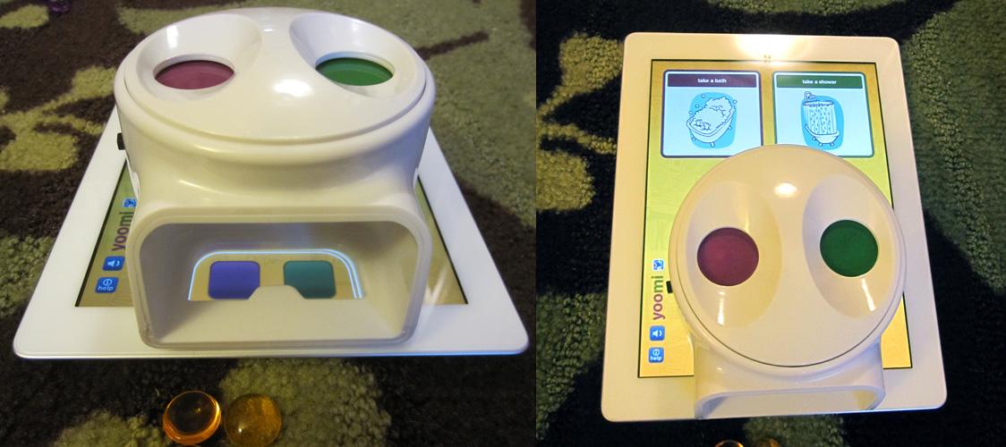 Yoomi Duo para iPad. (Foto: Divulgação)