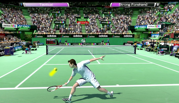 Virtua Tennis 4 para PS Vita (Foto: Destructoid)