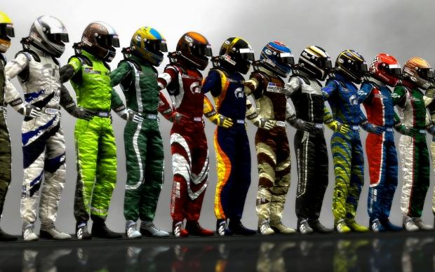 Novas roupas em GT5 (Foto: Divulgação)